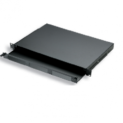 AMP Fiber Optic Rack Mount Patch Enclosure
