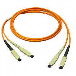 Fiber Optic Cable Assembly Duplex SC-SC