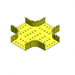 iFLEX Cable Tray, Cross Unit