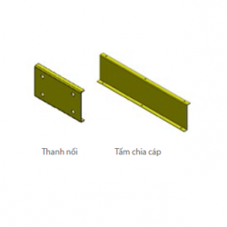 iFLEX Cable Tray, Divider Trip Unit