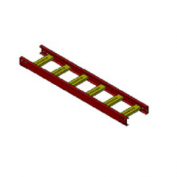 xTRUK Cable Ladder, Straight Unit