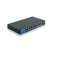8-Port Smart PoE+ Switch